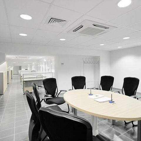 City Office Boardroom